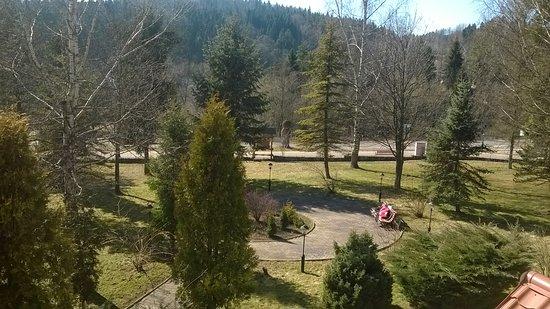 Muszyna, Polen: Wspaniałe miejsce polecam każdemu wypoczynek w tym ośrodku, można naprawdę wypocząć, obsługa jak