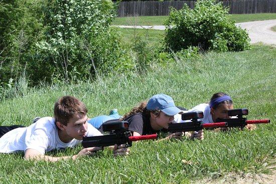 Lee's Summit, MO: Battlefield Laser Tag
