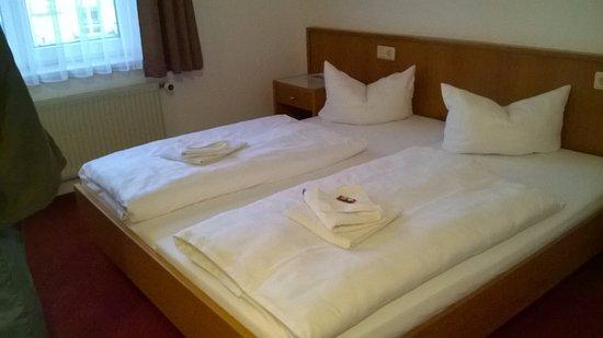 Pommernhotel Barth : wir haben gut geschlafen