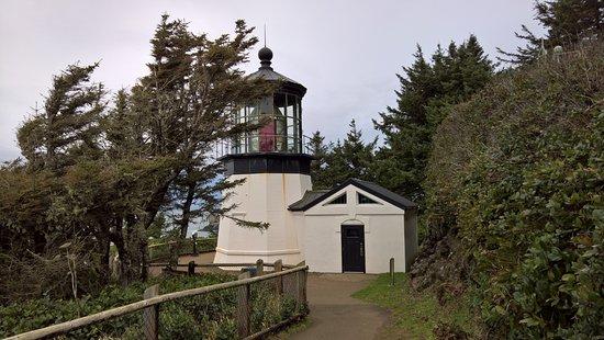 Tillamook, OR: Cape Mears Lighthouse, Oregon