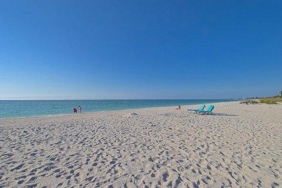 Nokomis, Floryda: Beach