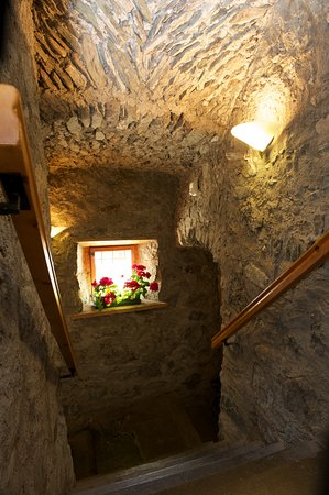 Camere Crapacher Alberto: scale interne