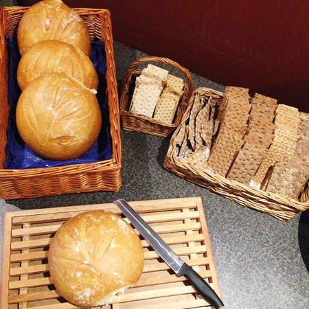 Pitea, Suecia: Homemade bread