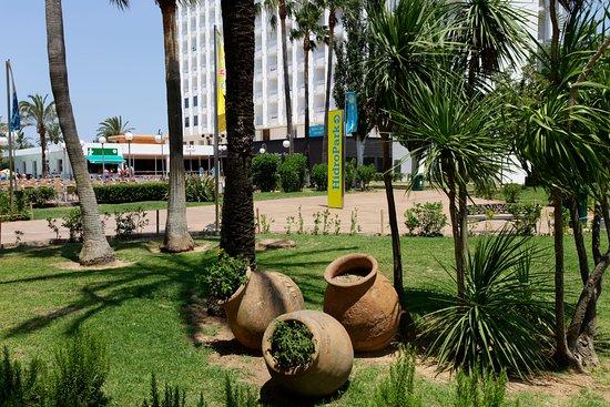 Club MAC Alcudia: Gardens
