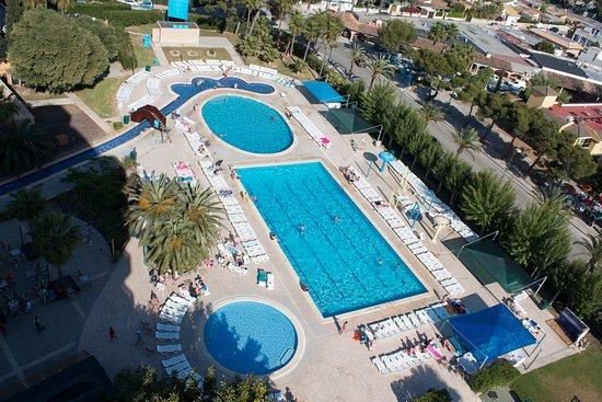 Club MAC Alcudia: Jupiter pools