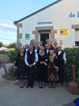 Plouharnel, Francja: Cercle celtique de Belz 2016