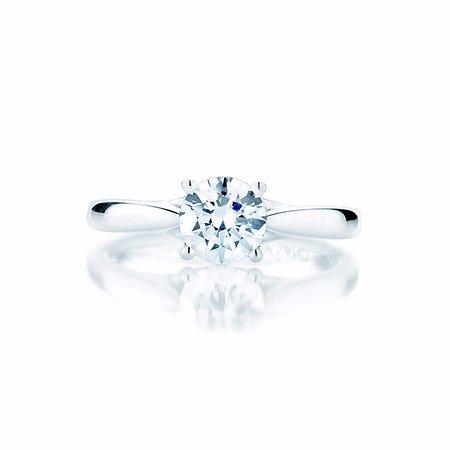 Ecksand Exclusive: Secret Heart Engagement Ring