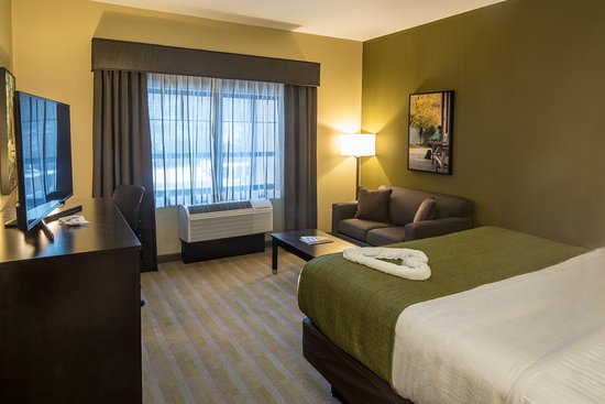Steubenville, OH: King Room with Sofabed (accomodates 3)