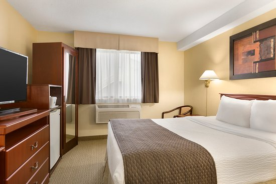 Wallaceburg, Canadá: Accessible Guestroom