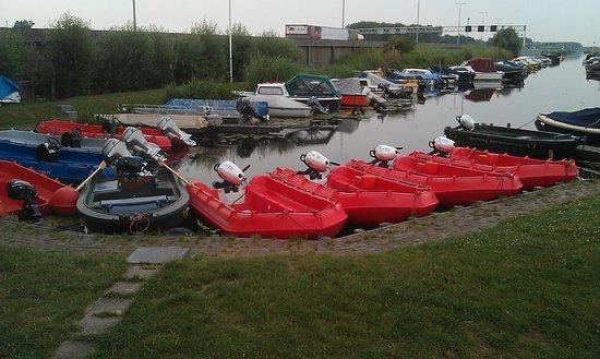 Leidschendam, Nizozemsko: Onze verhuur boten
