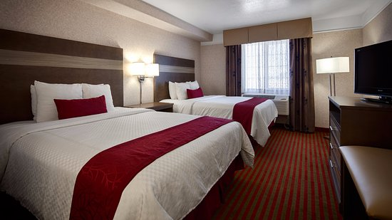 Best Western Plus Executive Suites: Queen Suite