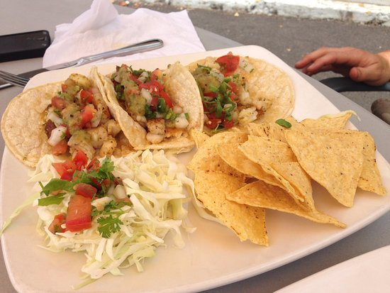 Silverton, OR: Fish Tacos