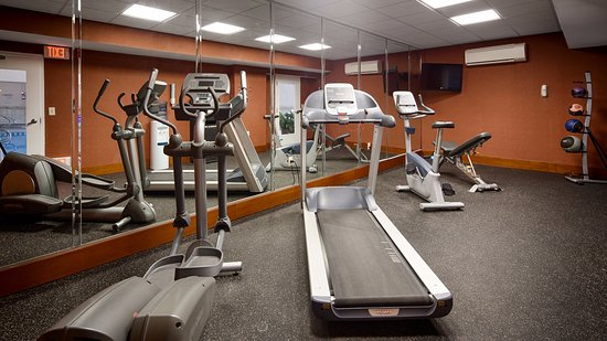 Best Western Plus Executive Suites: Fitness Center