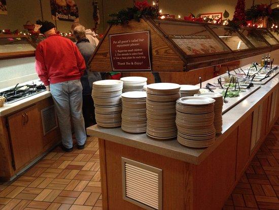 Carlisle, Pensilvanya: Salad bar 2