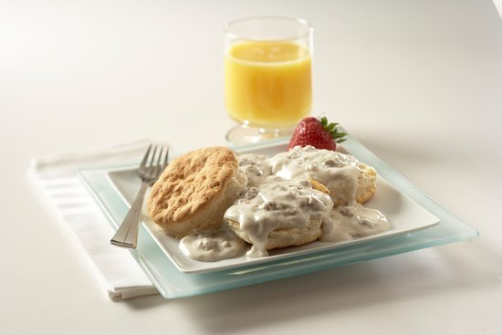 Marshall Hy-Vee Market Cafe Breakfast Buffet