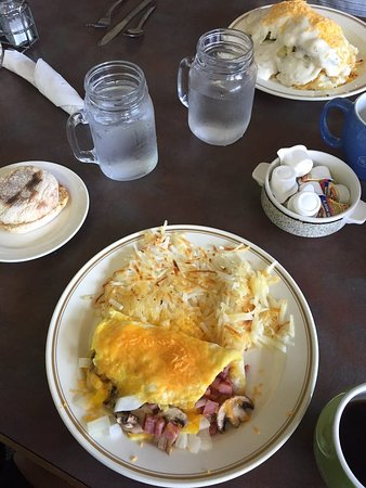 Chiloquin, OR : Denver Omelette