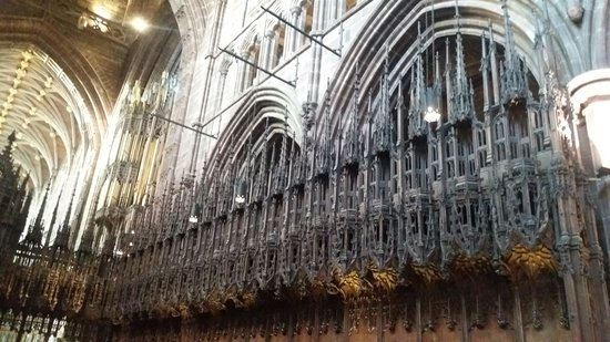 Chester Cathedral Photo