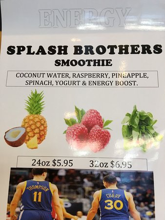 San Rafael, CA: Wow! Best smoothie shop. Great ACAI bowls. I recommended !