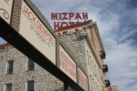 Photo of Hotel Mizpah Hotel at 100 Main Street, Tonopah, NV 89049, United States