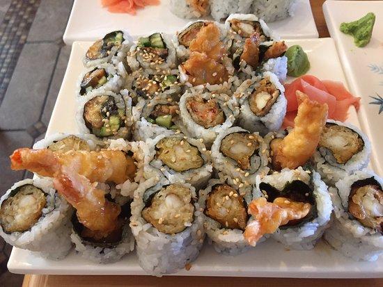 Gaithersburg, Мэриленд: Crispy lobster .... yummy