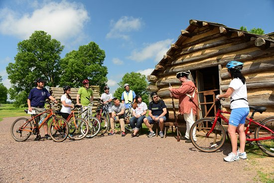 Montgomery County, PA: Bike Tours at Valley Forge National Historical Park