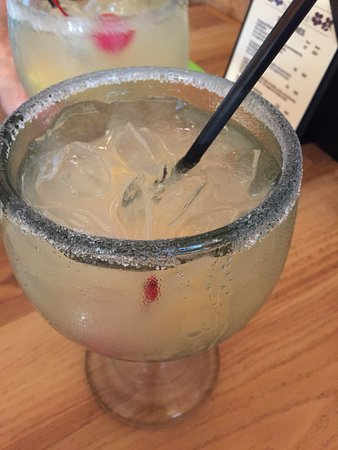 The Woodlands, TX: Made-to-order Margarita