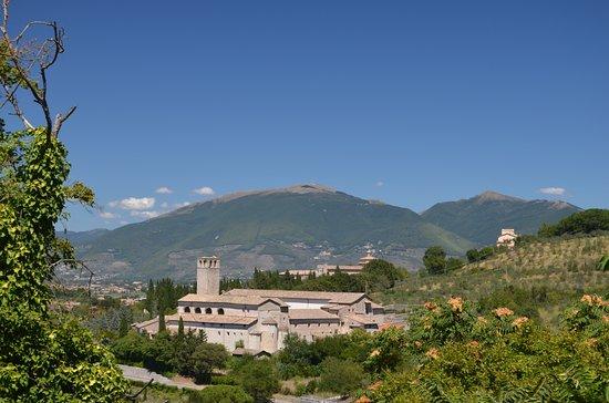 Spoleto, Italia: Látkép