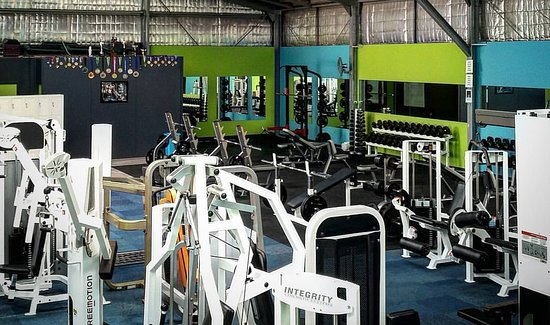 Spacious and well equipped - Moruya Gym has everything you need for a great  workout.