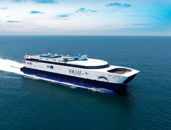 The CAT - Bay Ferries Limited