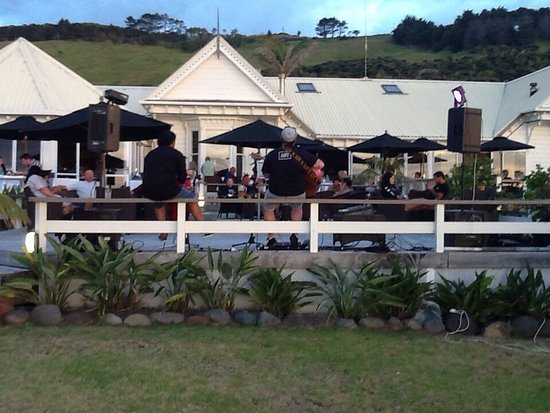 Omapere, New Zealand: Summertime @ Copthorne Hokianga
