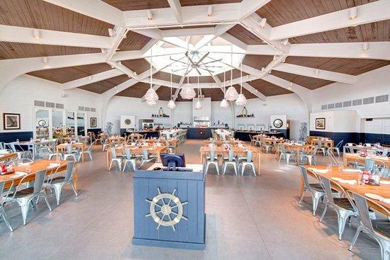 Ocean Restaurant Located In Hawks Cay Resort
