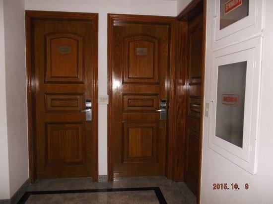 Benidorm Palace Hotel: Dans les couloirs de l'hôtel