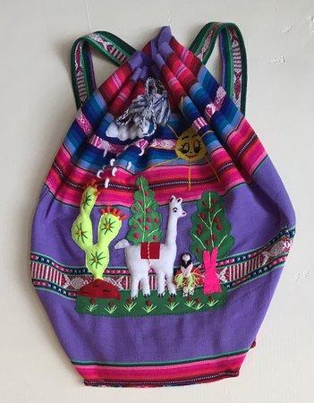 Kuna, Idaho: Peruvian folk art
