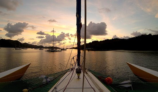 Portobelo, Panama : come discovering the pleasure of sailing in the caribbeans, day-multi day charters