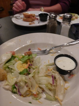 Bismarck, ND: Food wasn't Bad