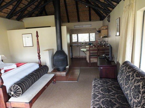 uKhahlamba-Drakensberg Park, Südafrika: Honeymoon Chalet