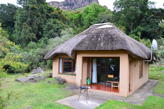 uKhahlamba-Drakensberg Park, South Africa: Upper Camp