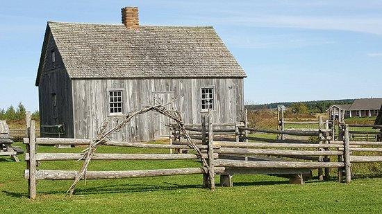 Charlottetown, Canadá: Oldest house on PEI