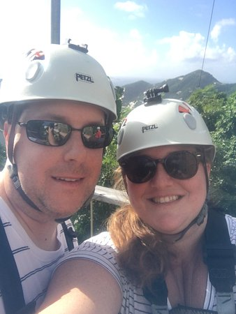 Road Town, Tortola: Ready to zip!