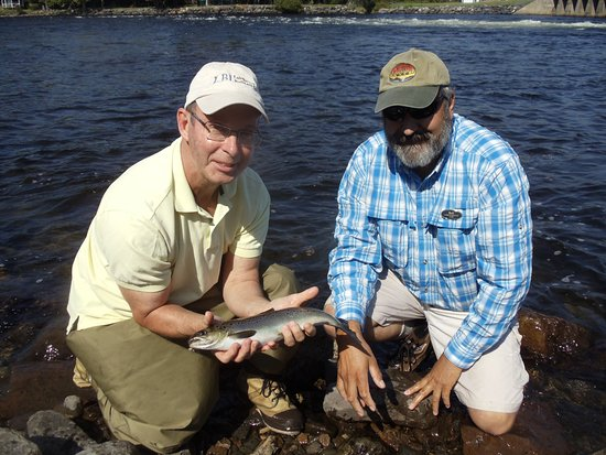 Greenville, ME: Fishing trip from the lodge with a master Maine guide.