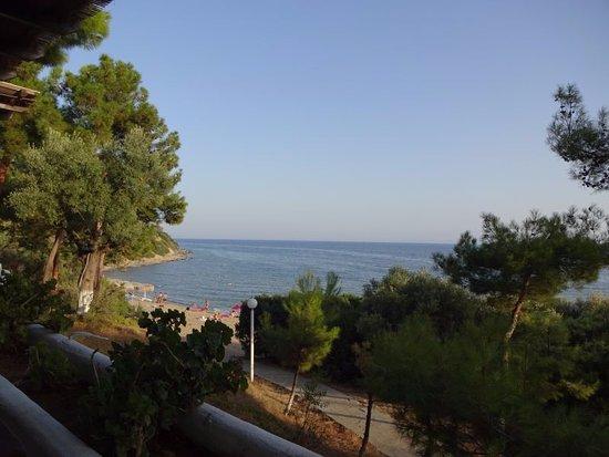 Trikorfo Beach Resort: beach