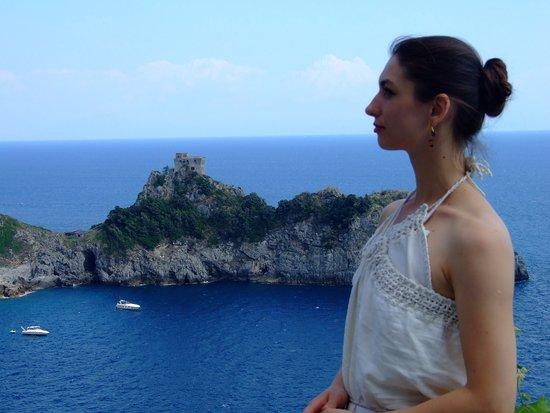Torre del capo di conca conca dei marini itali for Costa diva