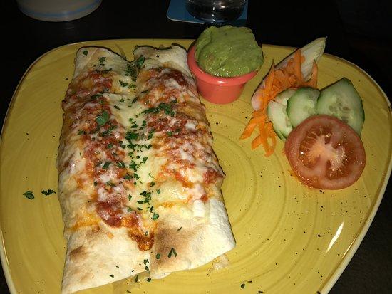 Brunnthal, Alemania: Enchilada Pollo
