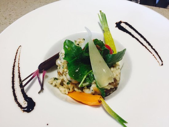 Saint Francis Bay, South Africa: Risotto al Funghi