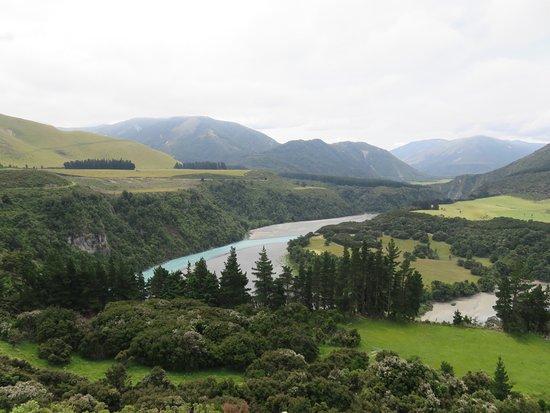 Springfield, Selandia Baru: Beautiful river views