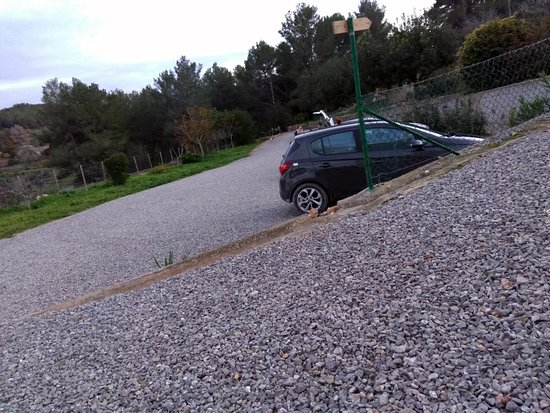 Sant Miquel De Balansat, Spain: Parking
