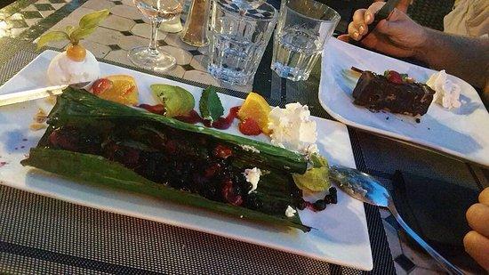 Chez Ma Cousine : Repas exquis dans un cadre idyllique