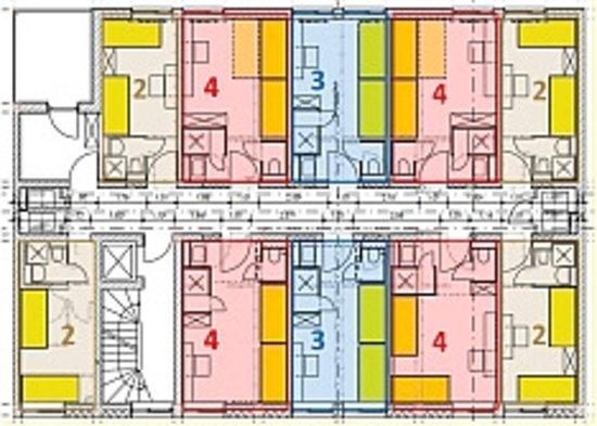 CVJM Jugendgaestehaus : Umbauplanung; Neueröffnung ca. 12.5.2017