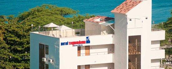 Hotel Tequendama Inn Santa Marta by Sercotel Foto