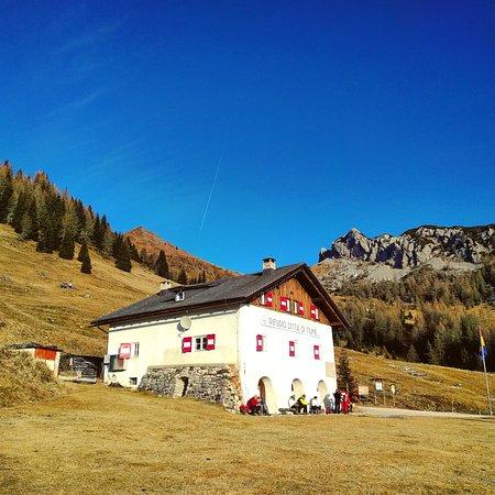 Borca di Cadore, Włochy: Rifugio Citta di Fiume